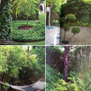 Reportage om min privata trädgård i 'Trädgård & Design' bilagan nr 4 Allt om Trädgård.